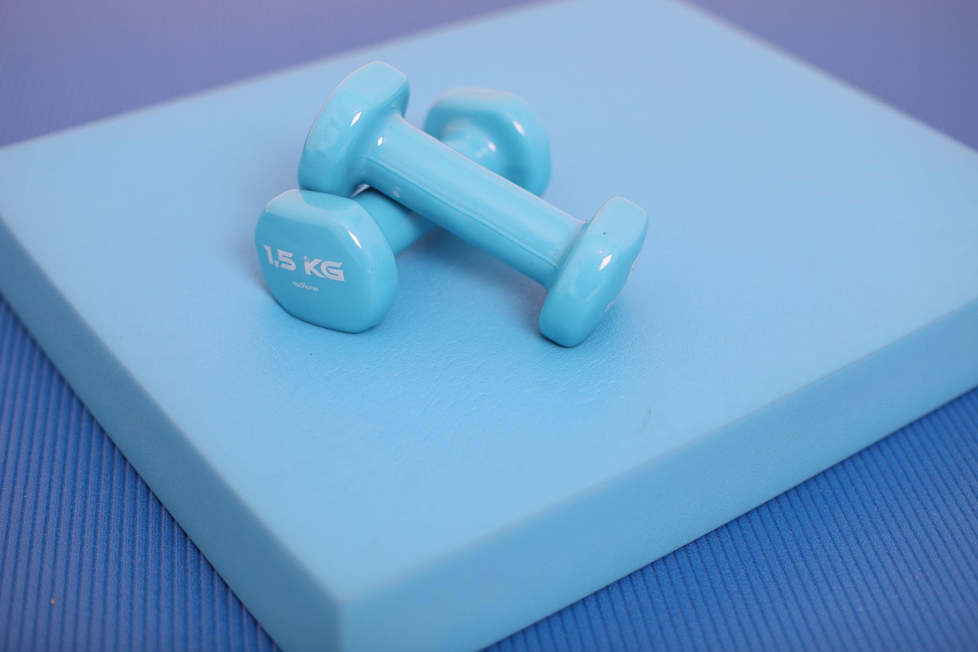 Gewichte Hanteln